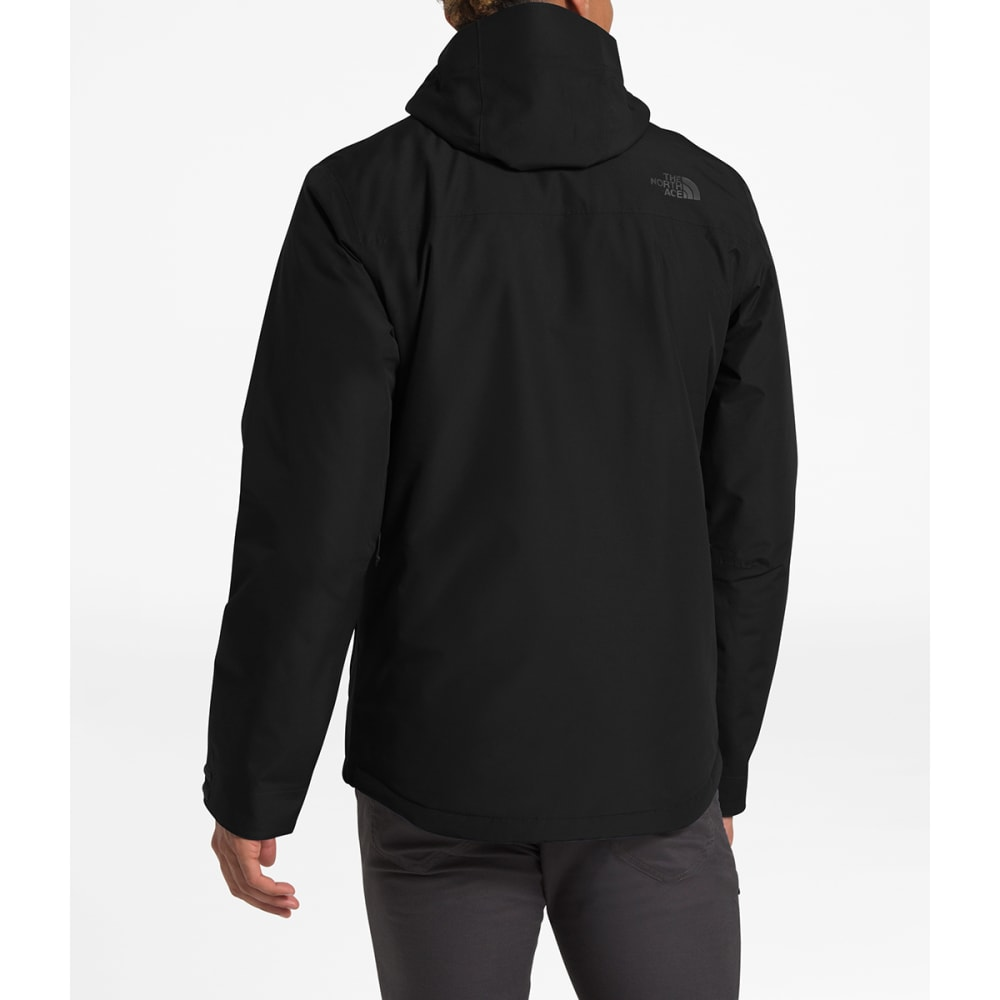 THE NORTH FACE Men's Inlux Insulated Jacket - JK3-TNF BLACK