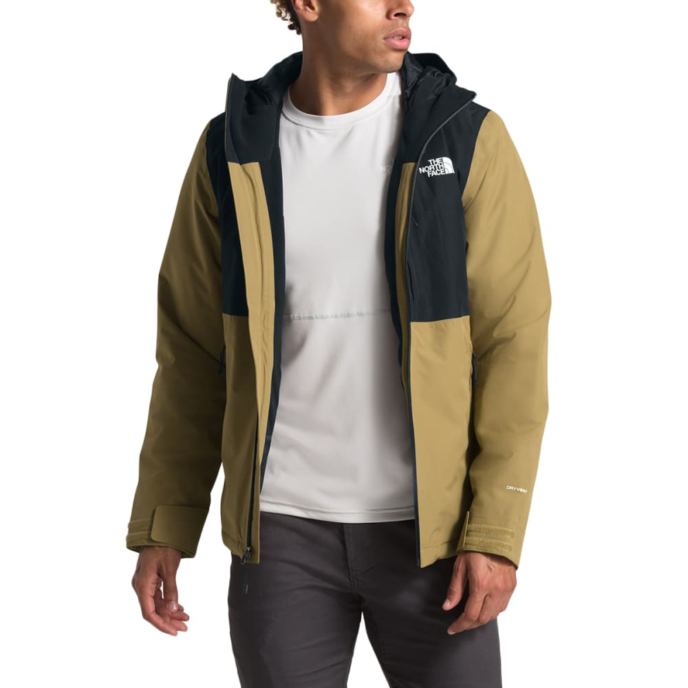 THE NORTH FACE Men's Inlux Insulated Jacket - EOT BRITISH KHAKI
