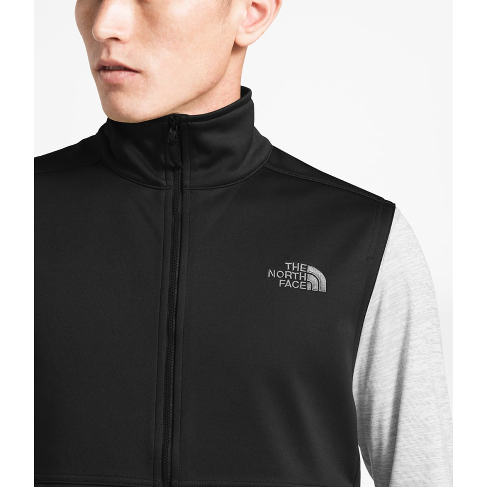 THE NORTH FACE Men's Apex Canyonwall Vest - JK3 TNF BLACK