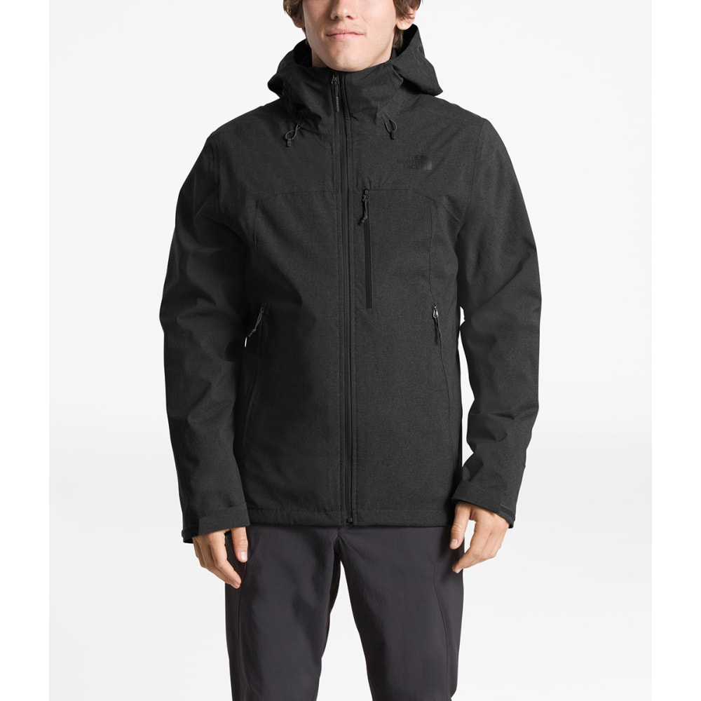 THE NORTH FACE Men's Thermoball Triclimate Jacket - DYZ TNF DK GREY HTR