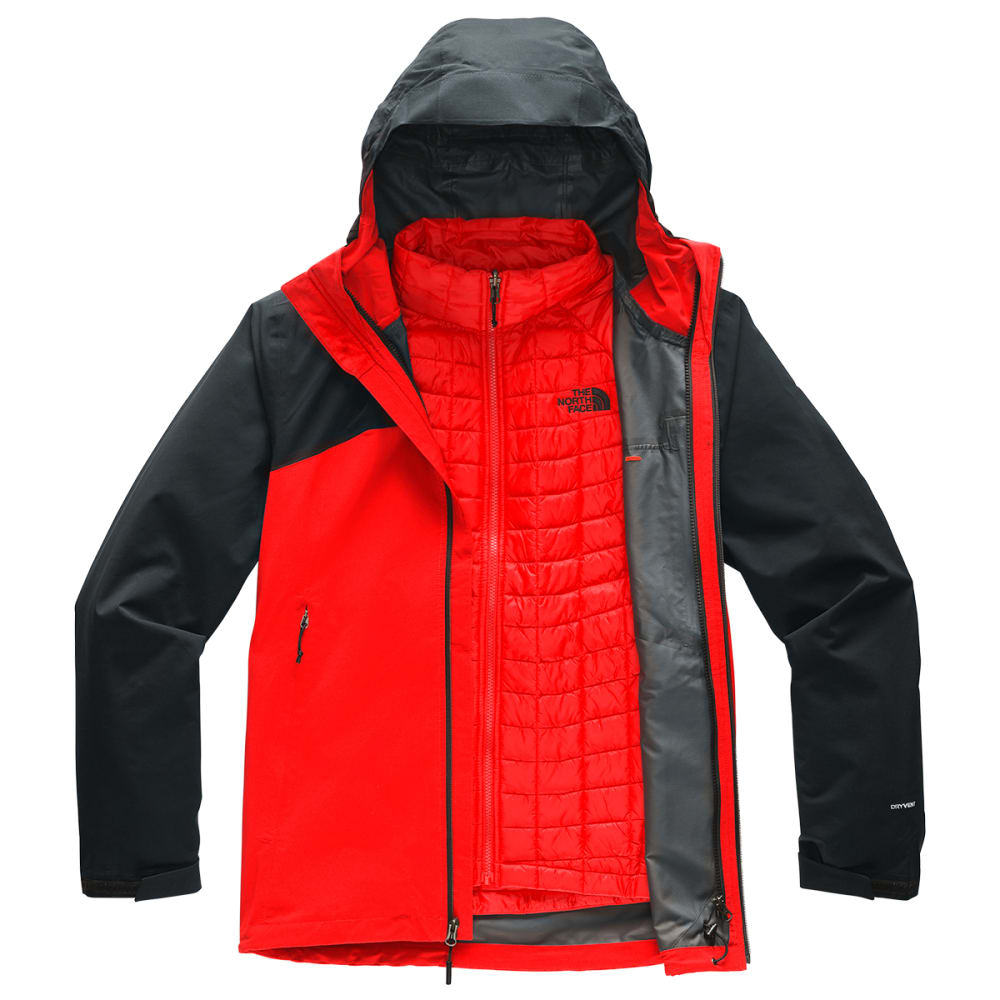 THE NORTH FACE Men's Thermoball Triclimate Jacket S