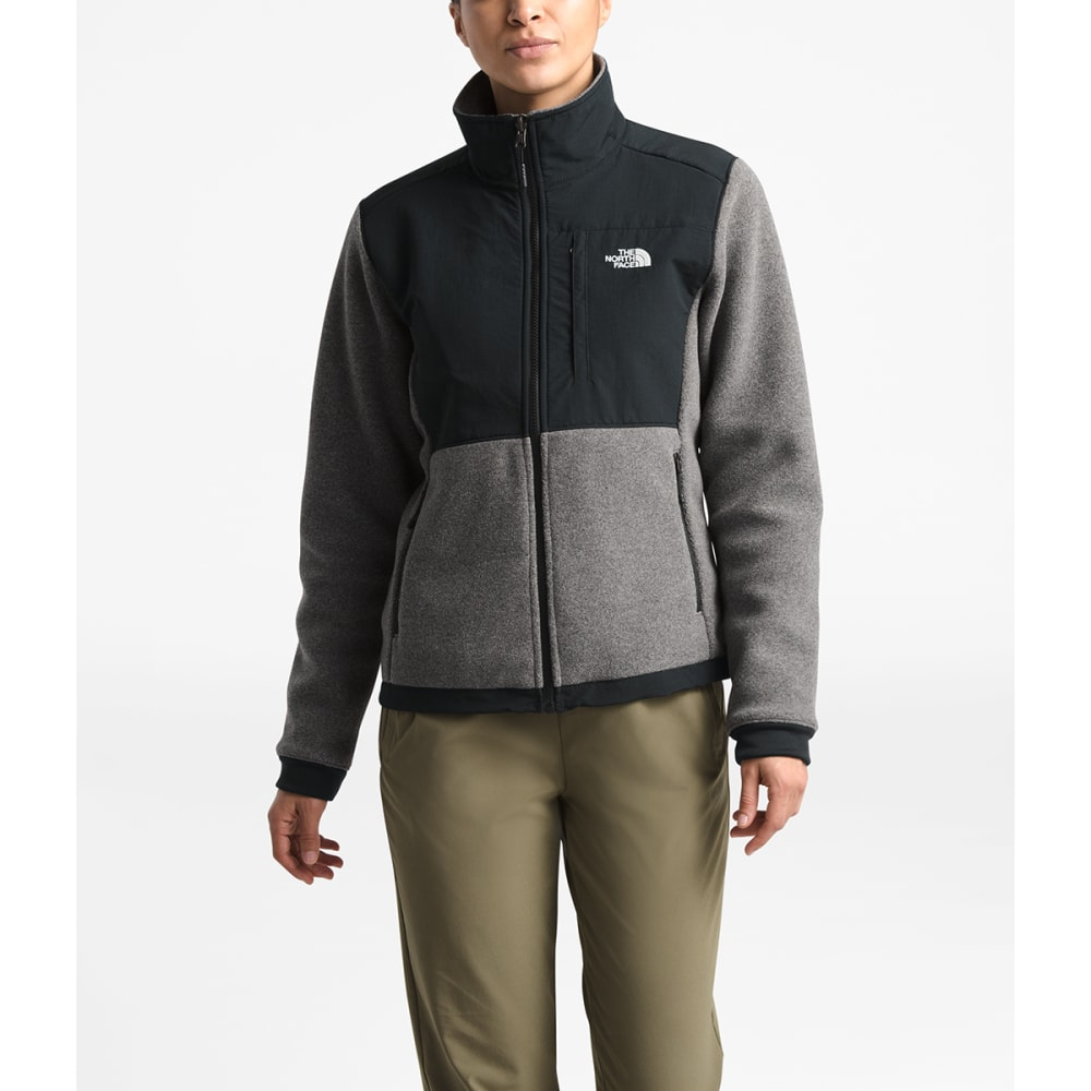 THE NORTH FACE Women's Denali 2 Jacket - 62X CHARCOAL GREY HE