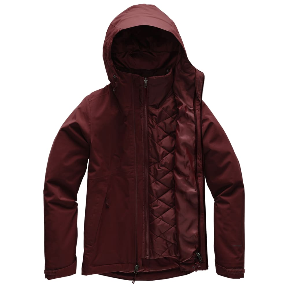 THE NORTH FACE Women's Carto Triclimate Jacket XS