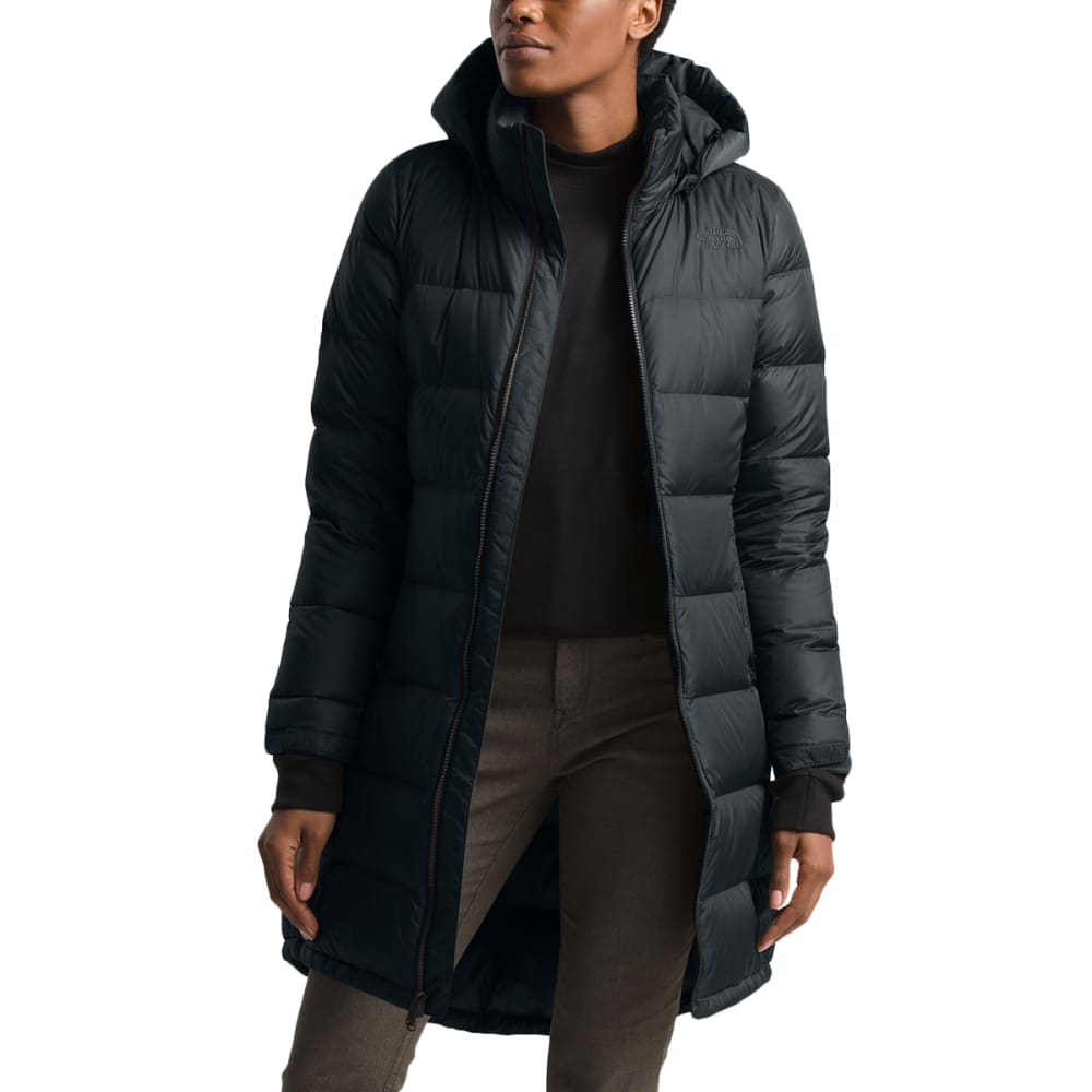 THE NORTH FACE Women's Metropolis Parka III - JK3-TNF BLACK