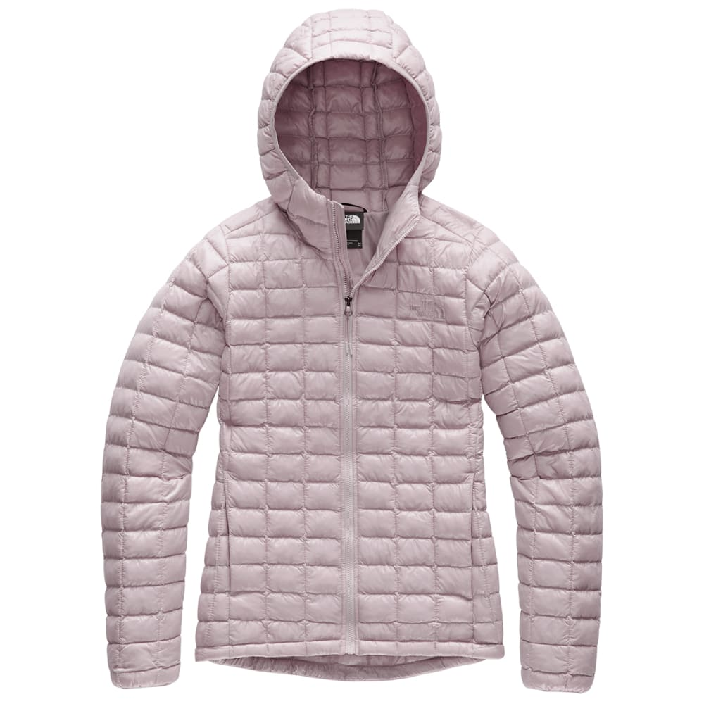 THE NORTH FACE Women's Thermoball Eco Hoodie - D2Q-ASHEN PURPLE