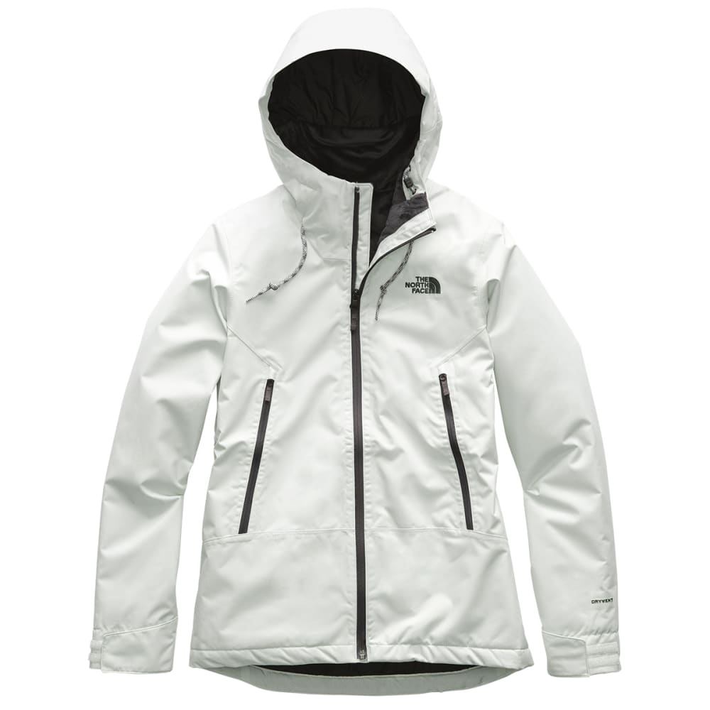 THE NORTH FACE Women's Inlux Insulated Jacket - 2NK TIN GREY HEATHER