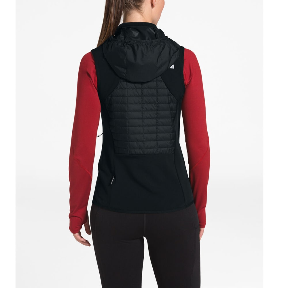 THE NORTH FACE Women's Thermoball Hybrid Vest - JK3 TNF BLACK