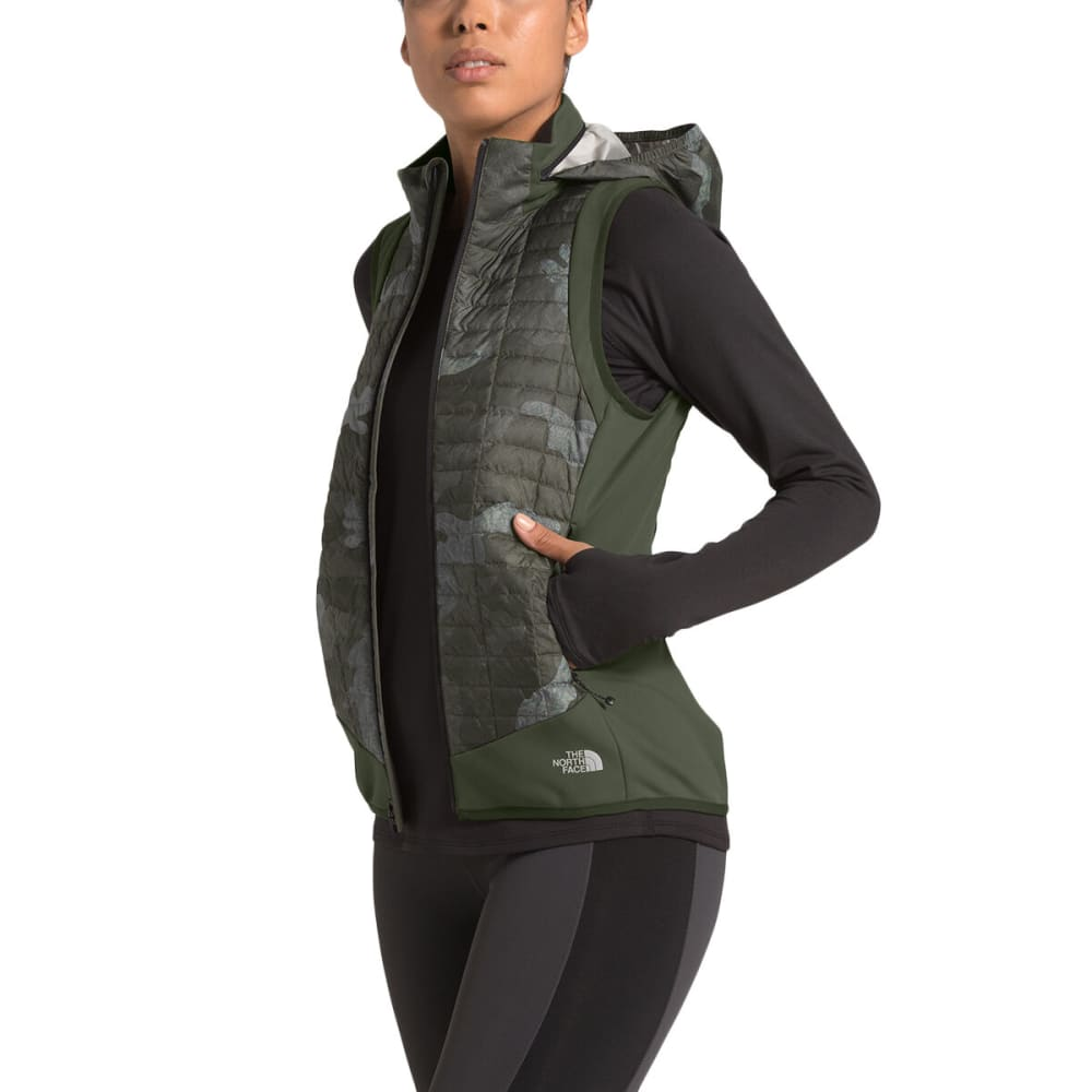 THE NORTH FACE Women's Thermoball Hybrid Vest - Eastern ...
