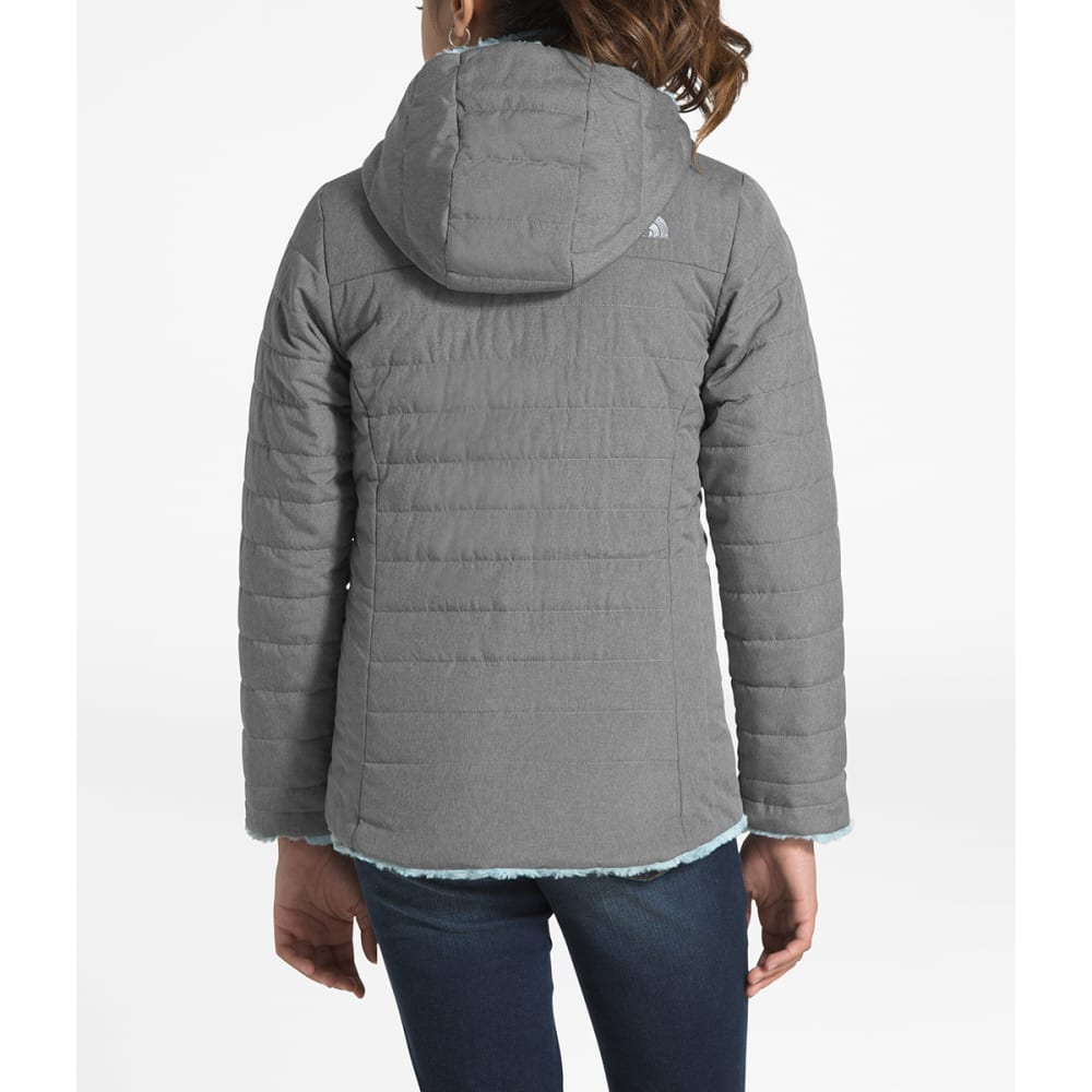 THE NORTH FACE Girls' Mossbud Swirl Parka - DYY-GREY