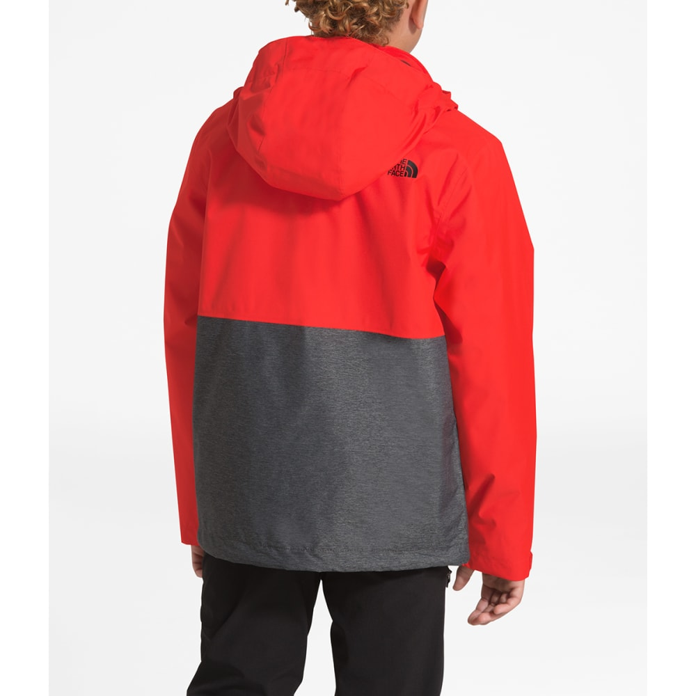 THE NORTH FACE Boys' Vortex Triclimate Jacket - 15Q-FIERY RED
