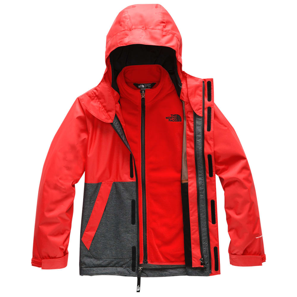 THE NORTH FACE Boys' Vortex Triclimate Jacket M