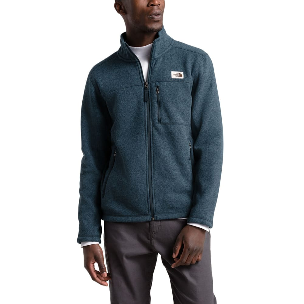 THE NORTH FACE Men's Gordon Lyons Full-Zip Jacket - AVM-URBAN NAVY HEATH