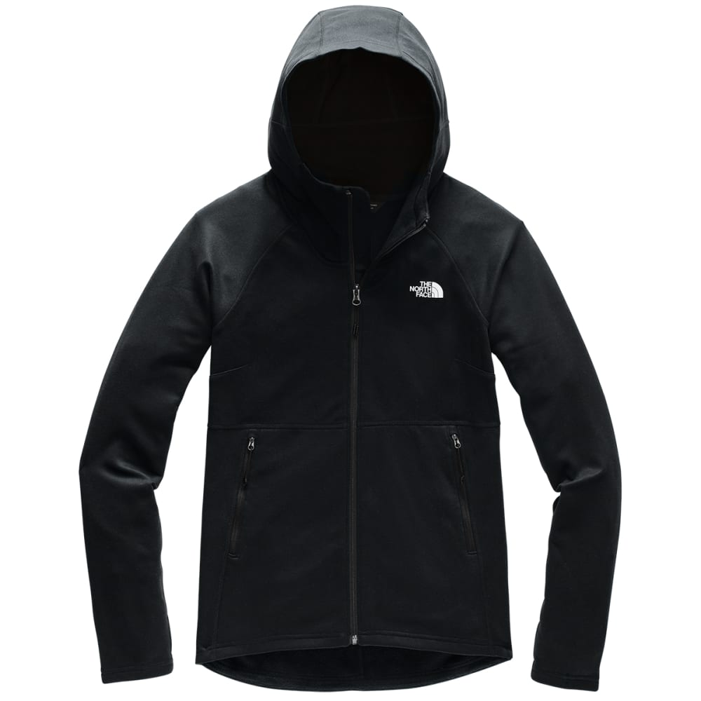 THE NORTH FACE Women's Canyonlands Hoodie - JK3 BLACK
