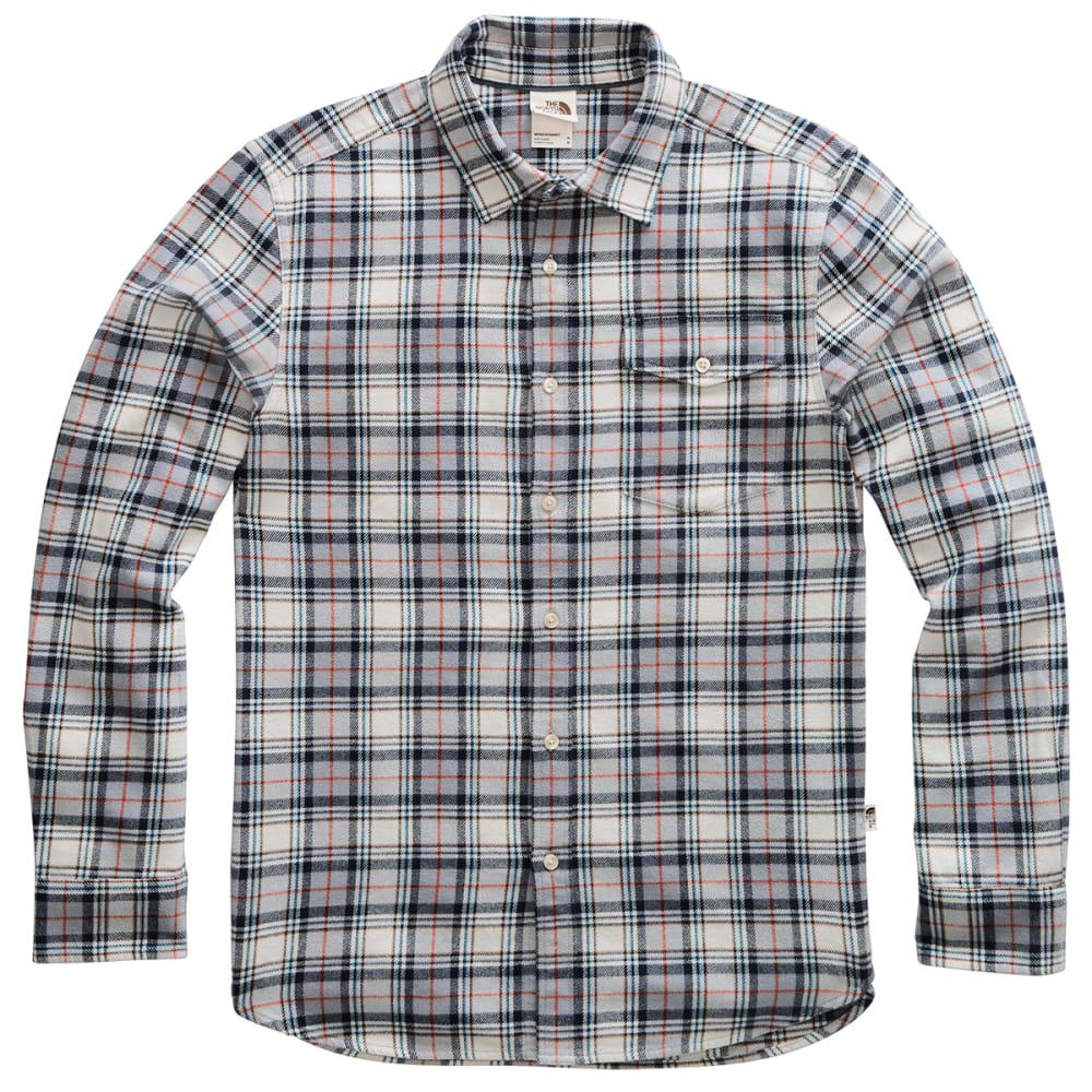 THE NORTH FACE Men's Arroyo Flannel Shirt - HJU TIN GREY RAVINE
