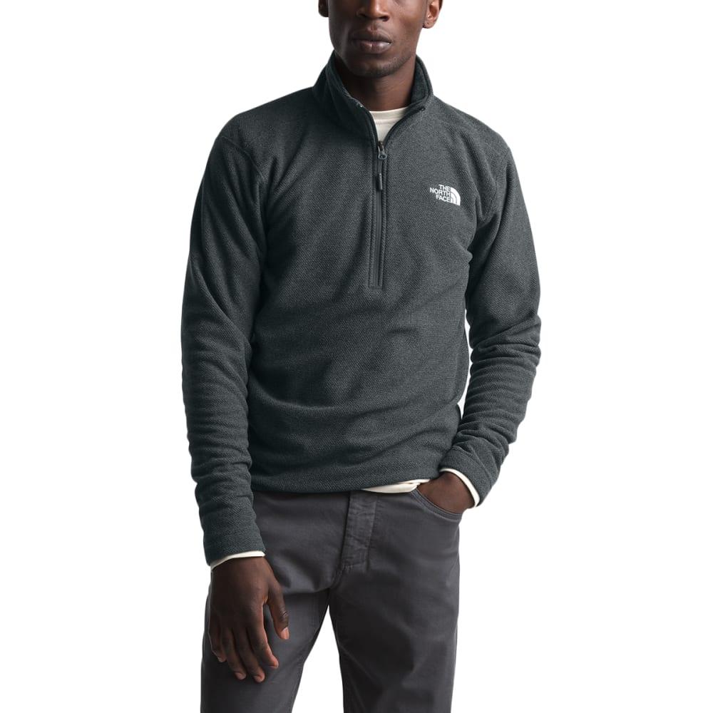 THE NORTH FACE Men's Textured Cap Rock 1/4-Zip Fleece S