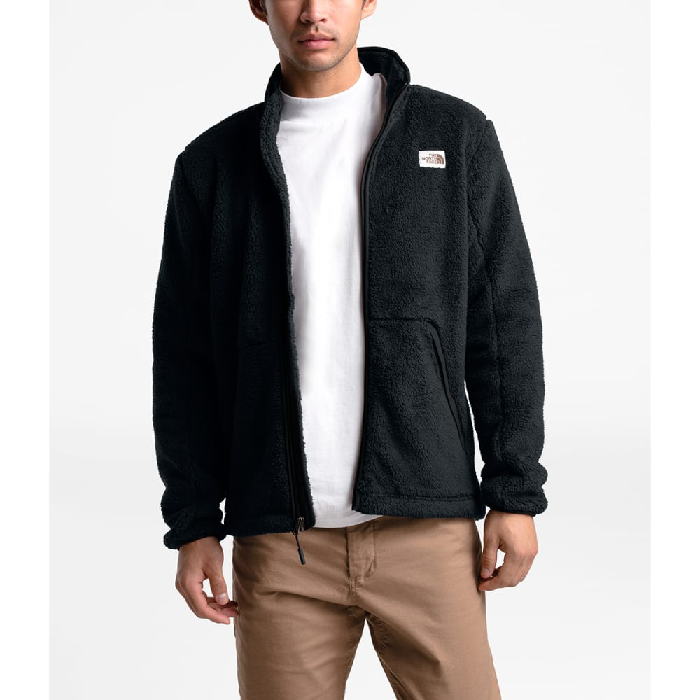 THE NORTH FACE Men's Campshire Full-Zip Jacket - JK3 TNF BLACK