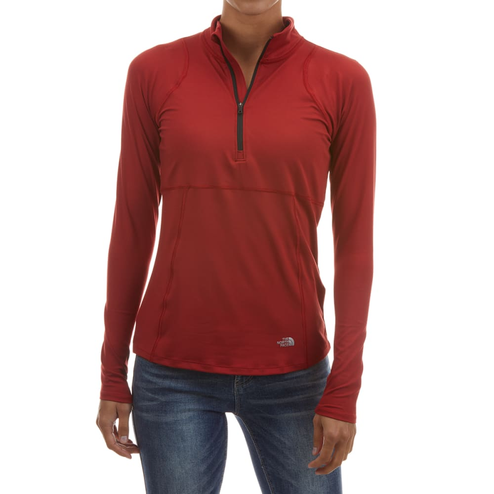 THE NORTH FACE Women's Essential 1/4 Zip Pullover XL