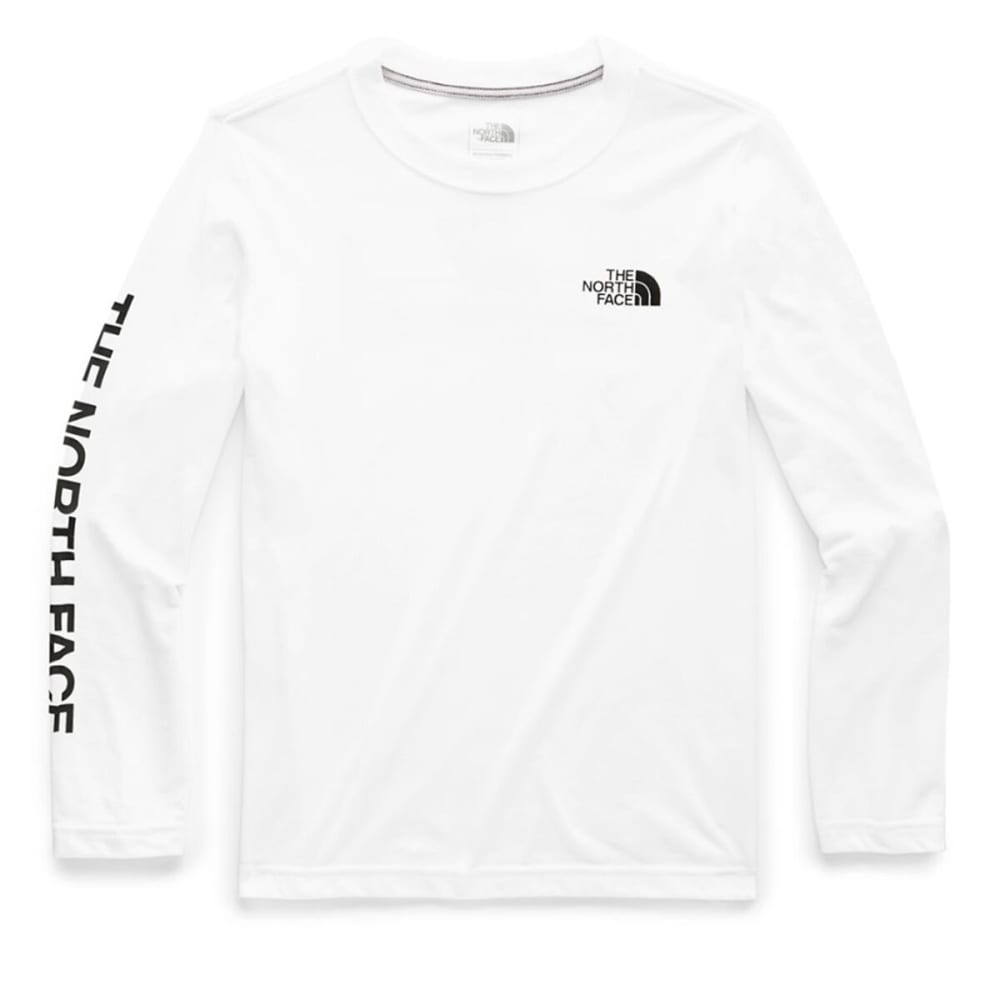 THE NORTH FACE Women's Long-Sleeve Bottle Source Tee - FN4 TNF WHITE