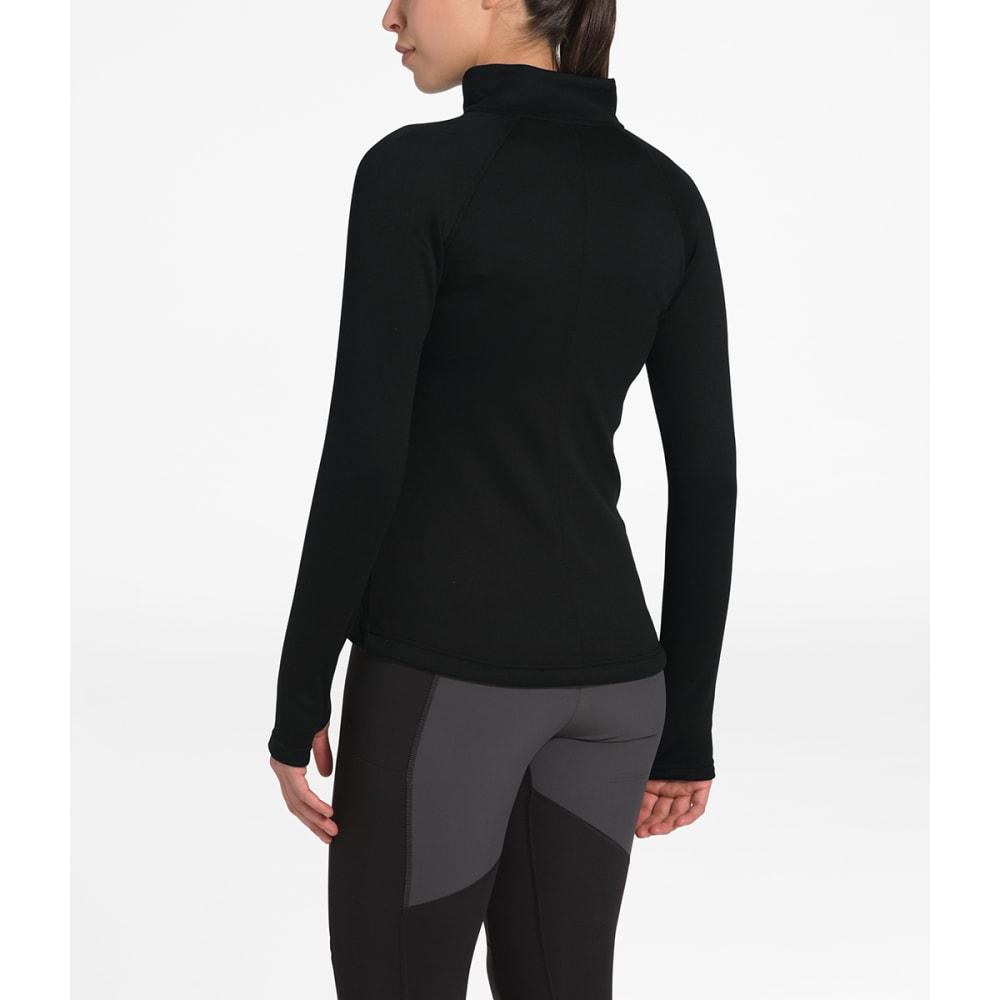 THE NORTH FACE Women's Canyonlands Full Zip Fleece - JK3 TNF BLACK