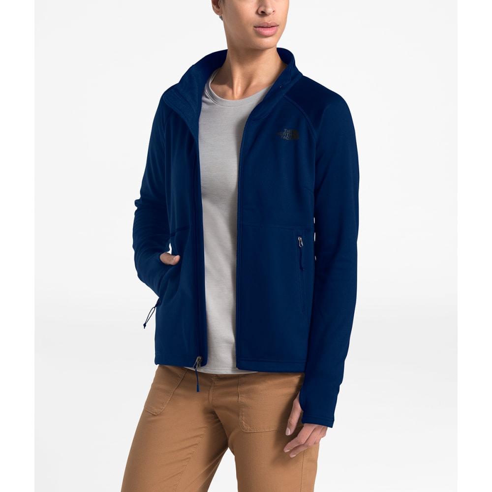 THE NORTH FACE Women's Canyonlands Full Zip Fleece - TNF FLAG BLUE