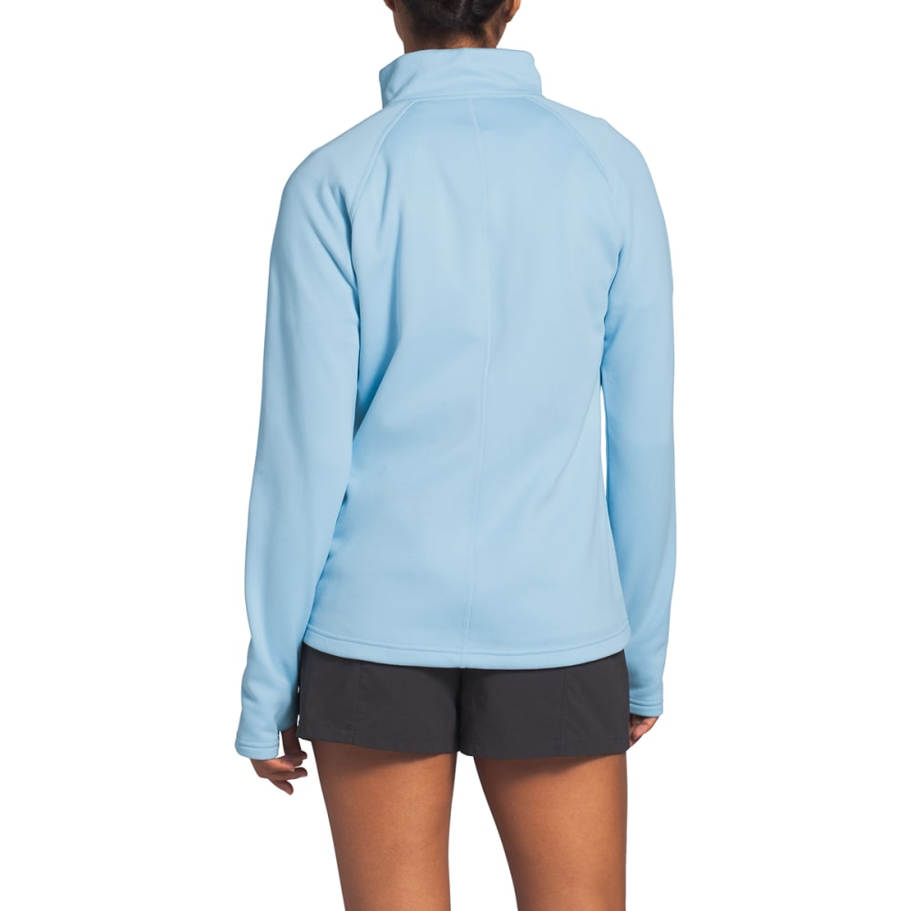 THE NORTH FACE Women's Canyonlands Full Zip Fleece - JH5 ANGEL FALLS BLUE