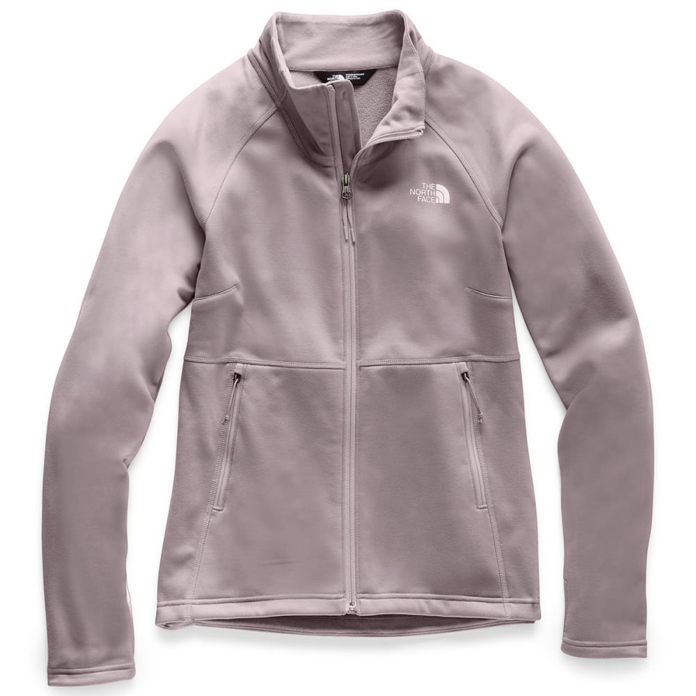 THE NORTH FACE Women's Canyonlands Full Zip Fleece - D2Q ASHEN PURPLE