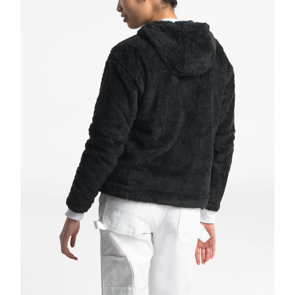 THE NORTH FACE Women's Furry Fleece Hoodie - JK3 TNF BLACK