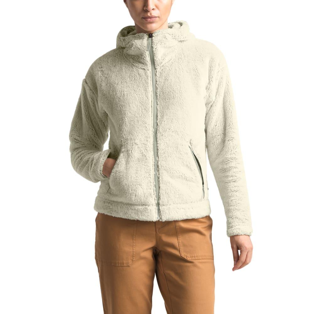 THE NORTH FACE Women's Furry Fleece Hoodie - ES6 VINTAGE WT DOVE