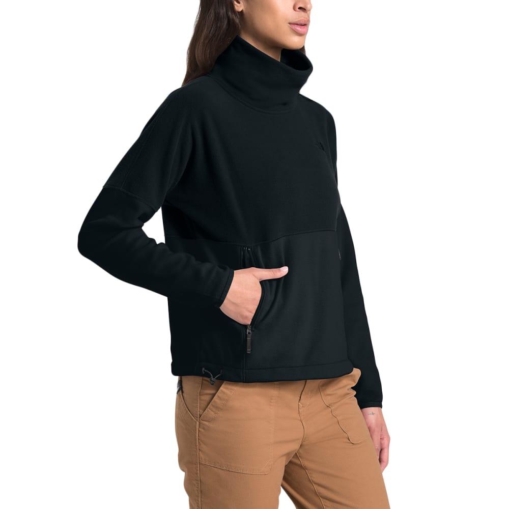 THE NORTH FACE Women's Fleece Pullover - KX7 TNF BLACK