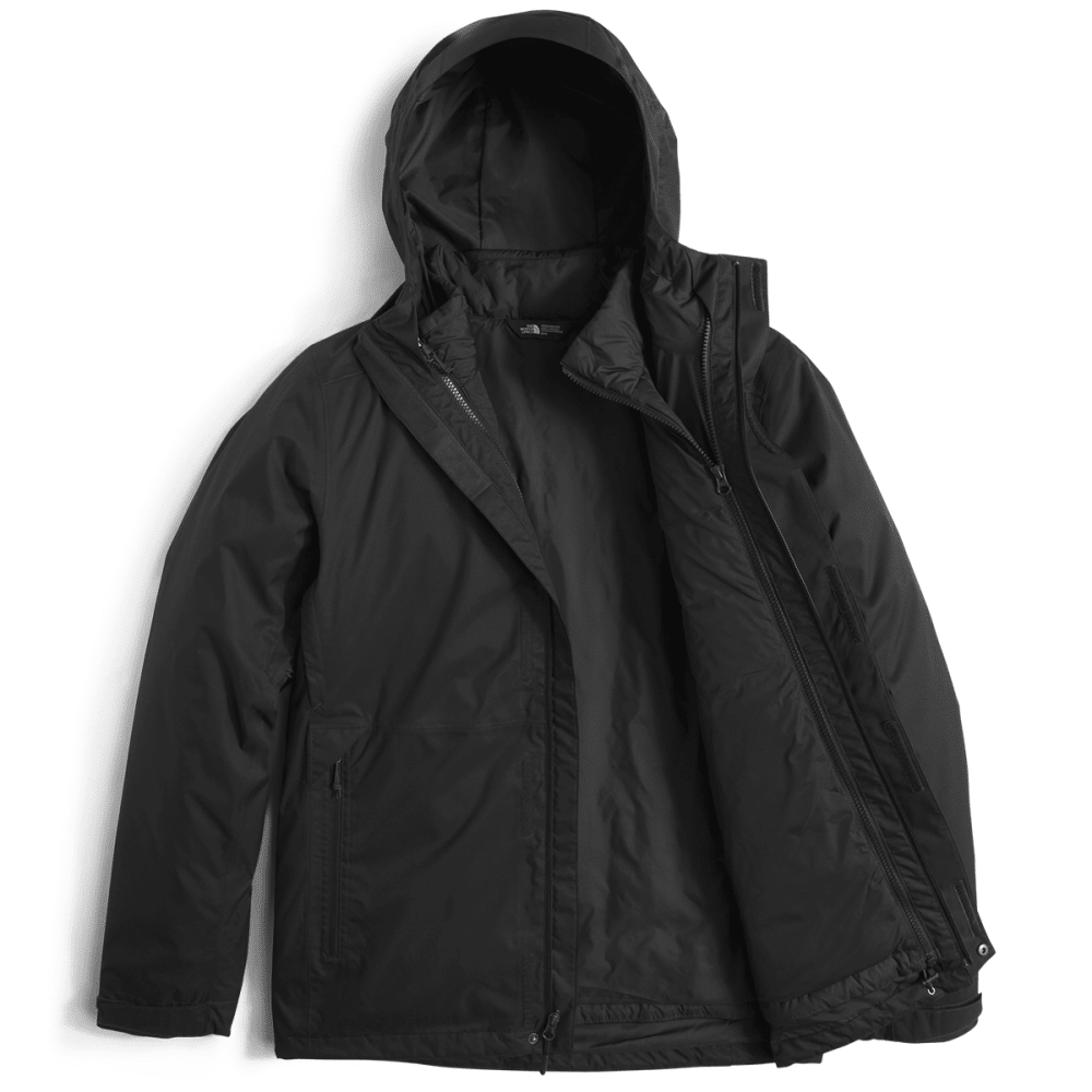 THE NORTH FACE Men's Altier Down Triclimate Jacket - KX7-TNF BLACK