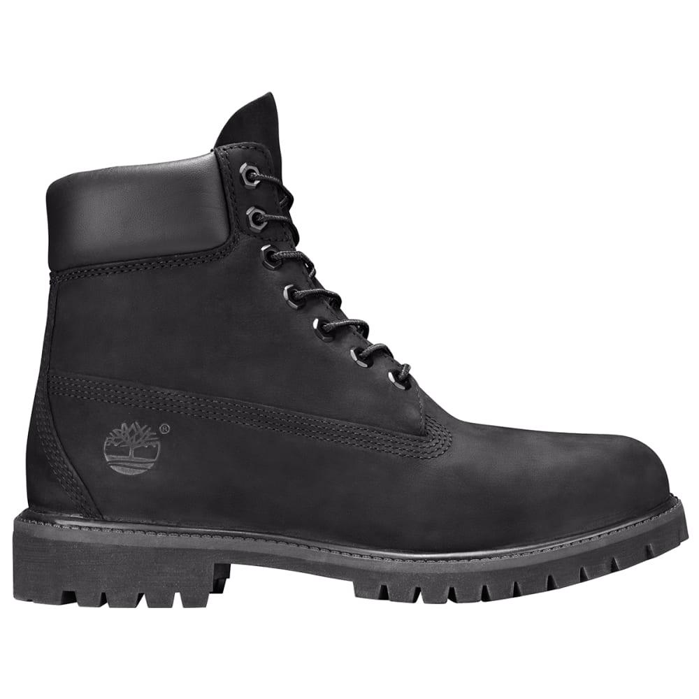 "TIMBERLAND Men's 6"" Premium Waterproof Boot - BLACK"
