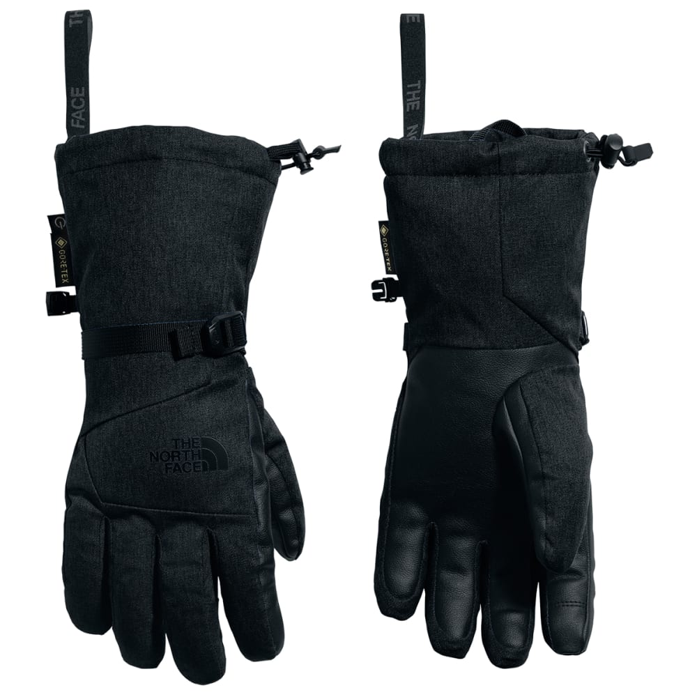 THE NORTH FACE Women's Montana Etip GORE-Tex Gloves - KS7 TNF BLACK HEATHE