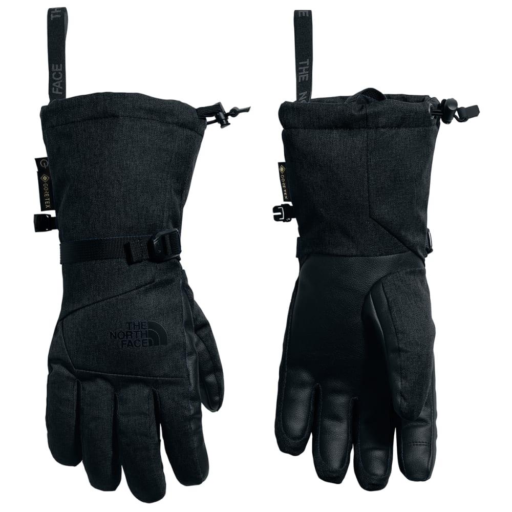THE NORTH FACE Women's Montana Etip GORE-Tex Gloves - KS7 TNF BLACK HEATHE