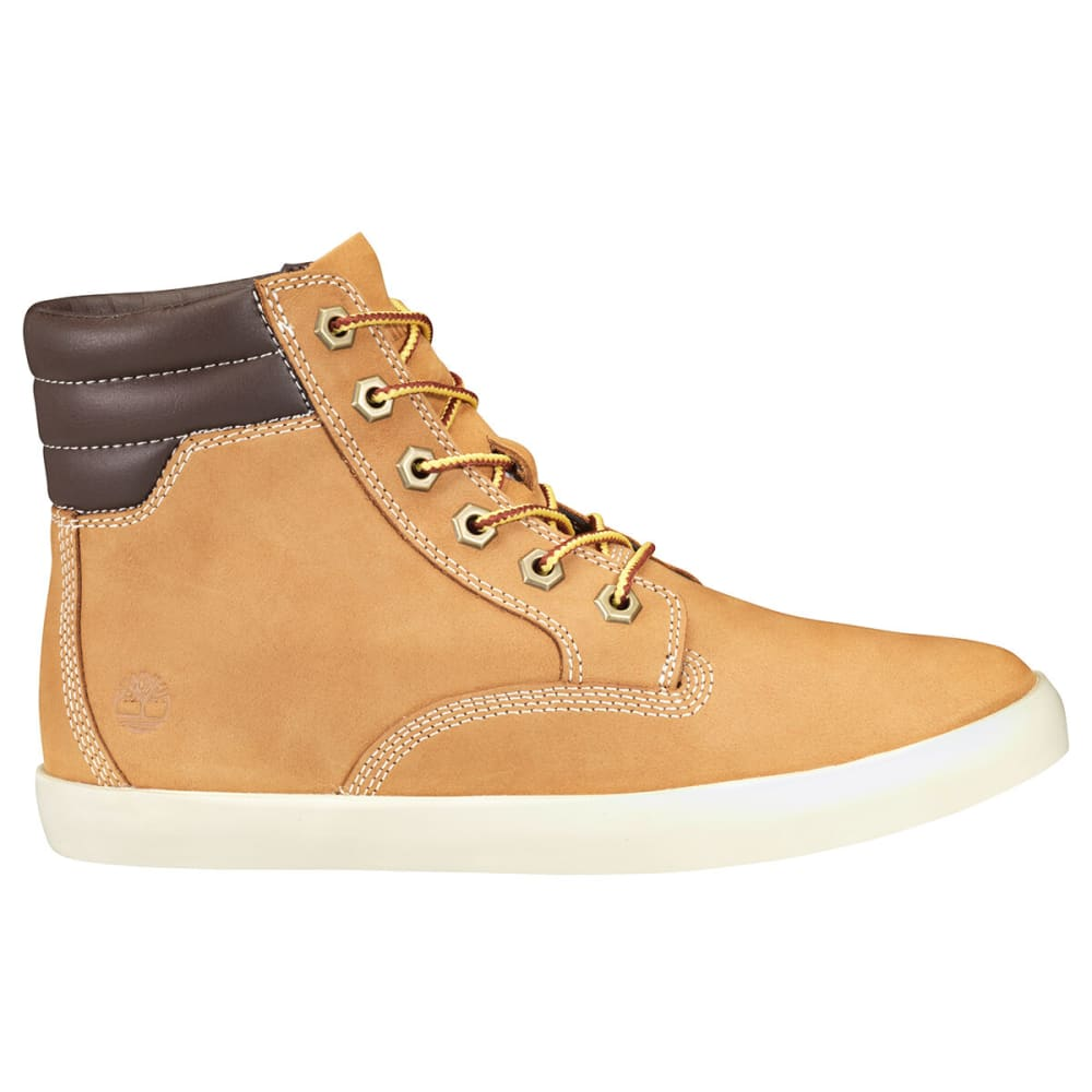 TIMBERLAND Women's Dausette Sneaker Boot - WHEAT
