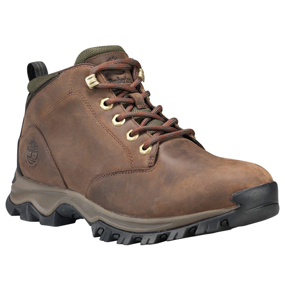 TIMBERLAND Men's Mt. Maddsen Chukka Hiking Boots - DK BROWN