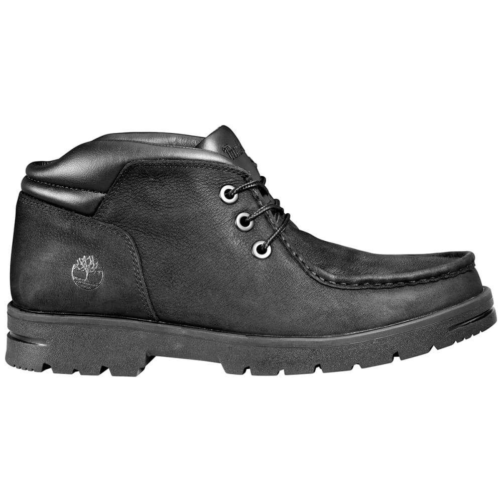 TIMBERLAND Men's Newtonbrook Moc Toe Chukka Boot - BLACK