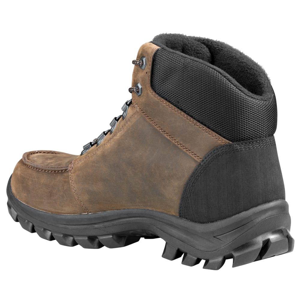 TIMBERLAND Men's Snowblades Insulated Mid Waterproof Winter Boots - DK BROWN