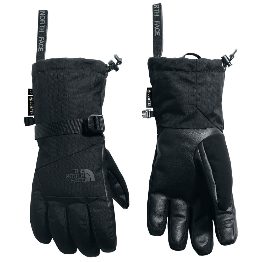 THE NORTH FACE Men's Montana Etip GORE-TEX Gloves - JK3 TNF BLACK