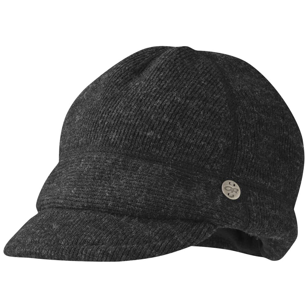 OUTDOOR RESEARCH Women's Flurry Cap - BLACK-0001