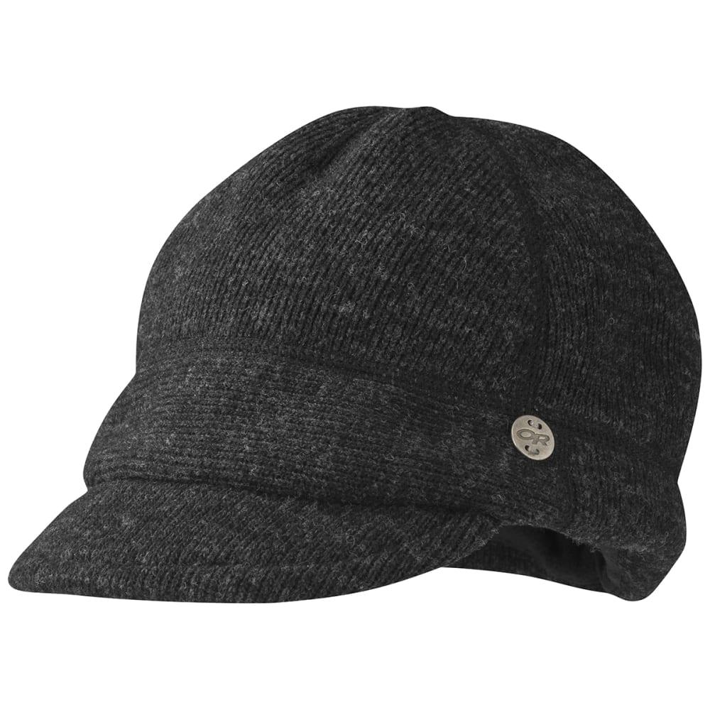 OUTDOOR RESEARCH Women's Flurry Cap - BLACK-0001