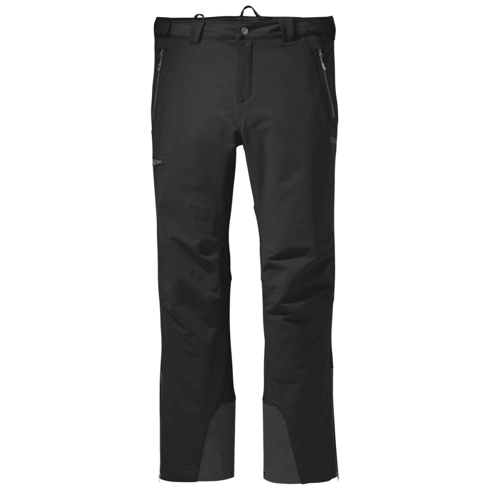 OUTDOOR RESEARCH Men's Cirque II Pants - BLACK - 0001