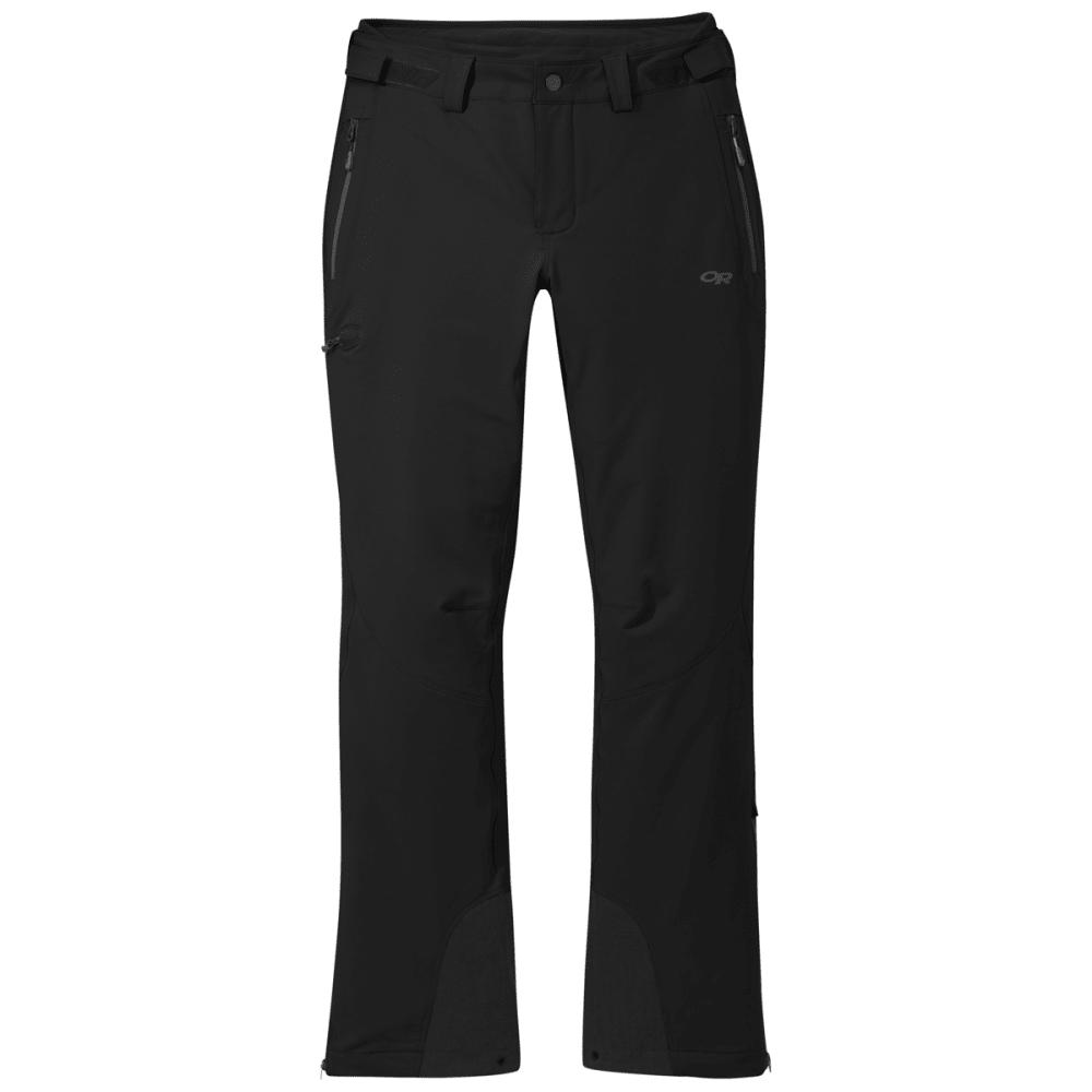 OUTDOOR RESEARCH Women's Cirque II Pants - BLACK-0001