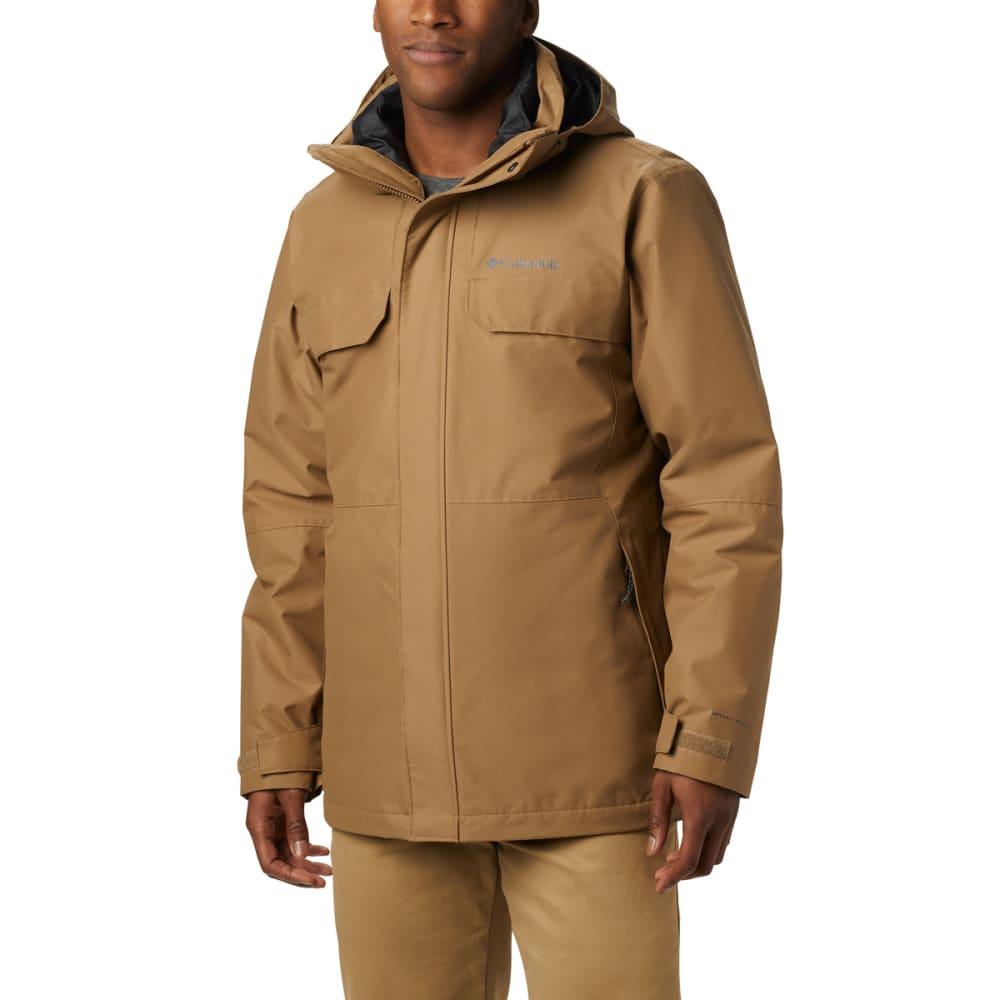 COLUMBIA Men's Cloverdale Interchange Jacket S
