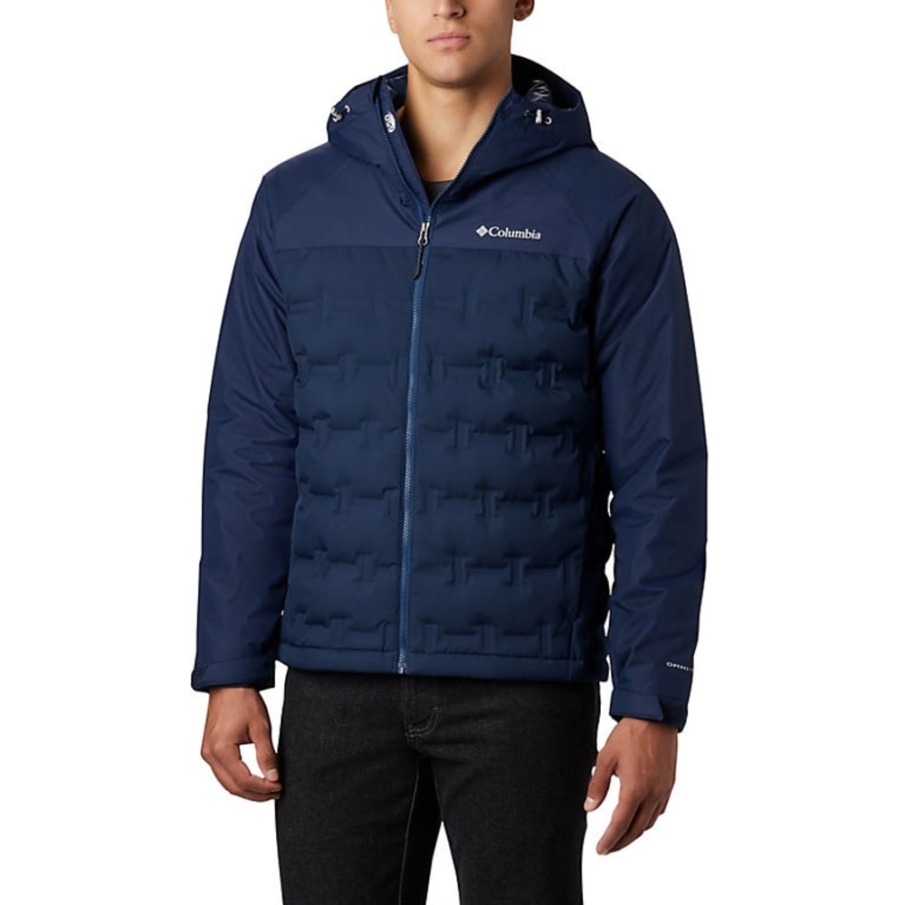 COLUMBIA Men's Grand Trek Down Jacket M