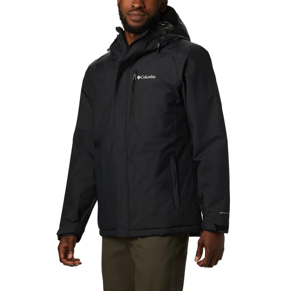 COLUMBIA Men's Tipton Peak Insulated Jacket - 010 BLACK