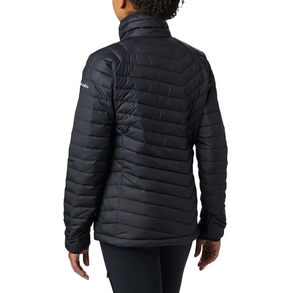COLUMBIA Women's Powder Lite Jacket - BLACK-011