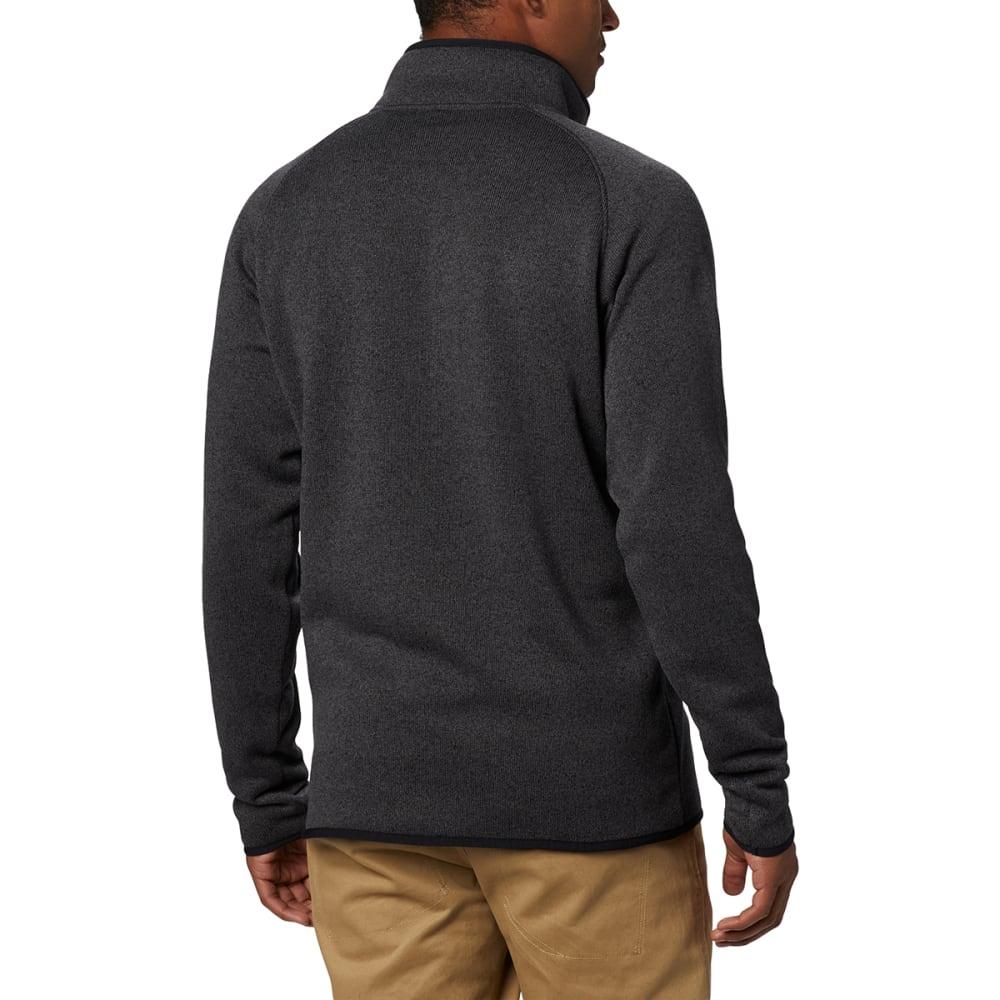 COLUMBIA Men's Half Zip Fleece - BLACK-010