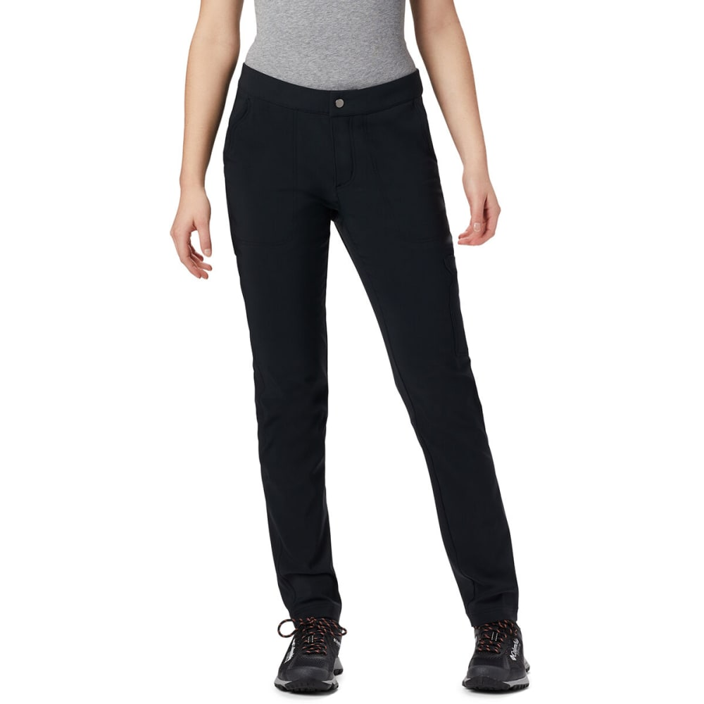 COLUMBIA Women's Place to Place Warm Pants - BLACK-010