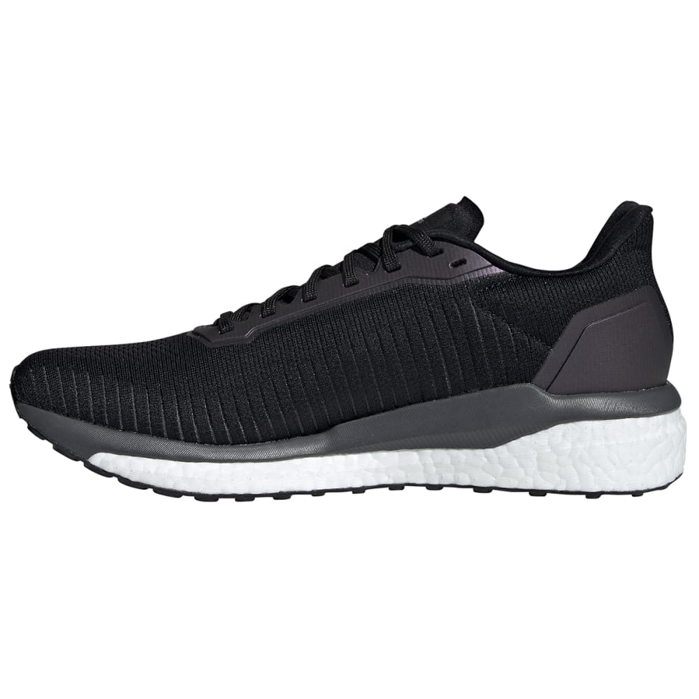 ADIDAS Men's Solar Drive Running Shoe - BLACK/GRY/WHTE