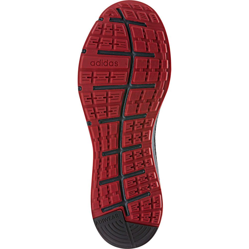 ADIDAS Men's Energy Falcon Running Shoes - BLACK/BLACK/GRY